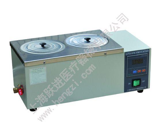 上海跃进电热恒温水浴锅HH.S11-1-S单列单孔
