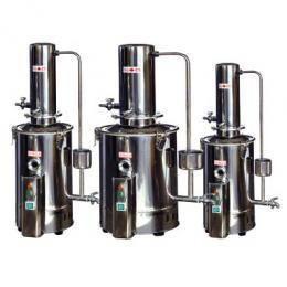 上海跃进电热蒸馏水器5升小时HS-Z11-5